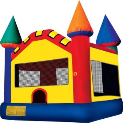 Enclose Inflatable Castle Bouncer