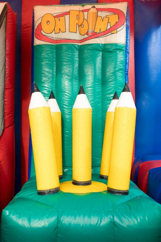 Inflatable Games Tent
