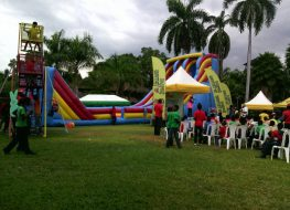 colors are the smiles of nature inflatables zipline mechanical partyrental 263x190 - Colors are the smiles of nature.  #inflatables #zipline #mechanical #partyrental...
