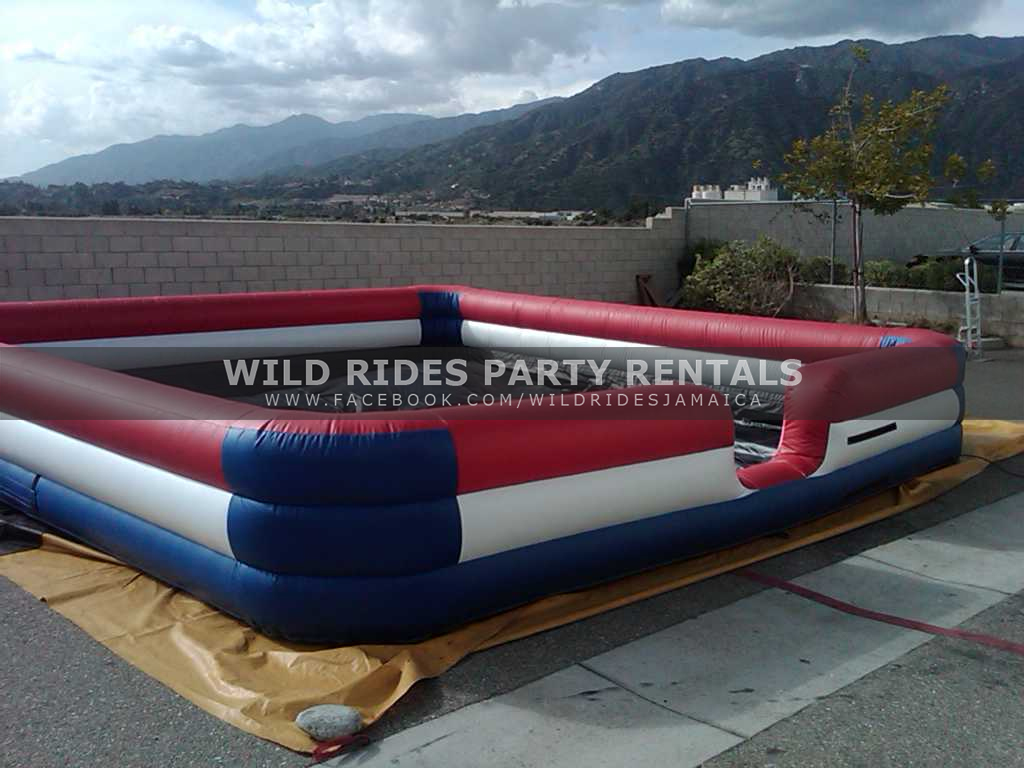Foam Pit Inflatable