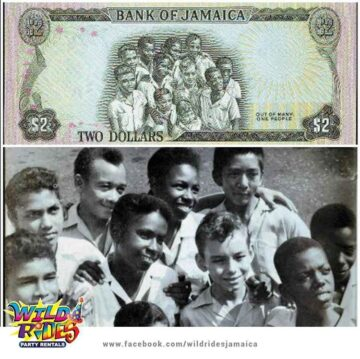 did you knowthe photo on the old jamiacan two 2 dollar note was taken from 360x359 - Did you know? The photo on the old #Jamiacan Two (2) dollar Note was taken from ...