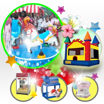 Horse Carousel Package