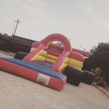 inflatable car bouncer all setup wildridesja wildridesjamaica 360x360 - Inflatable Car Bouncer all setup. #wildridesja #wildridesjamaica...