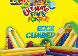 our inflatable rock climbers we now stock single and double lane the ultimate 263x190 - Our inflatable Rock Climbers, we now stock single and double lane. The Ultimate ...