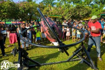the human gyroscope is a real thrill seeking ride that will leave you and your 360x240 - The Human #Gyroscope is a real thrill seeking ride that will leave you and your ...