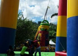 the wowfactor hold on to your safety harness your about to go up bungee 263x190 - The #wowfactor! Hold on to your safety harness, your about to go up. #bungee...