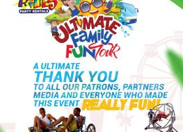 ultimate family fun tour would like to thank our patrons partners and media se 263x190 - Ultimate Family Fun Tour would like to thank our patrons, partners and media. Se...