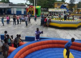 we came out in our colours for st theresas preparatory fun day 5 7 2016 par 263x190 - We came out in our colours for St. Theresa's Preparatory Fun Day | 5.7.2016 #par...