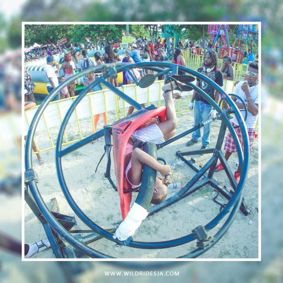 Human Gyroscope/Orbitron