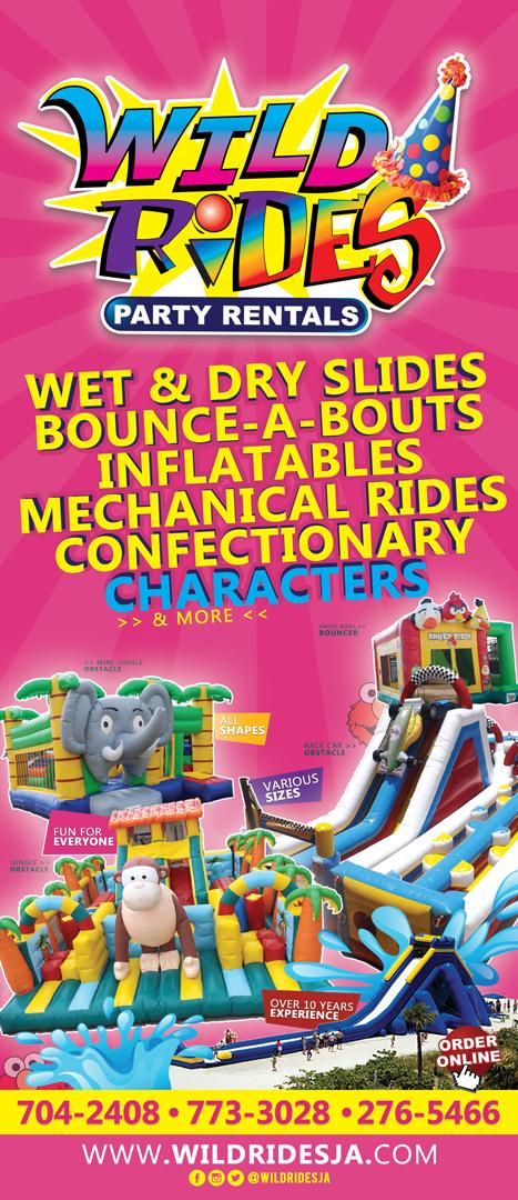 01268 BANNER PSA - Wild Rides