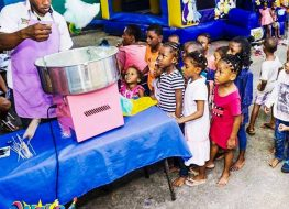 CottonCandy is always a hit with the kids Rent our 263x190 - #CottonCandy is always a hit with the kids!  Rent our cotton candy machine for y...