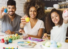 Egg out with your kids this Easter Time spent with 263x190 - Egg out with your kids this #Easter!  Time spent with our little ones is never a...