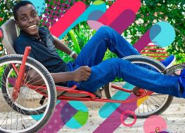 His smile says it all... Do you agree Wild Rides 263x190 - His smile says it all... Do you agree?  Wild Rides Party Rentals #KidsZone is th...