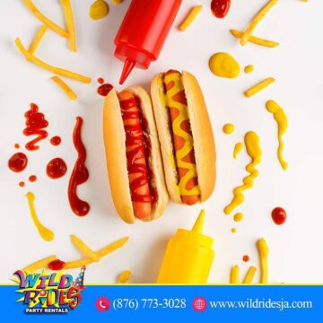 Hot dog... Is a hit with our wild ones. How 360x360 - Hot dog... Is a hit with our wild ones.  How your child prefers his/her hot dog ...