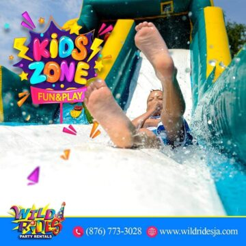 In the kids zone everything is more fun. As a 360x360 - In the kid's zone, everything is more fun. As a result, it is the perfect place ...