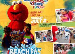 Join @wildrideselmo live at UFFTBeachDay Sunday July 2nd Fort Clarence 263x190 - Join @wildrideselmo, live at #UFFTBeachDay  Sunday July 2nd, Fort Clarence Beach...