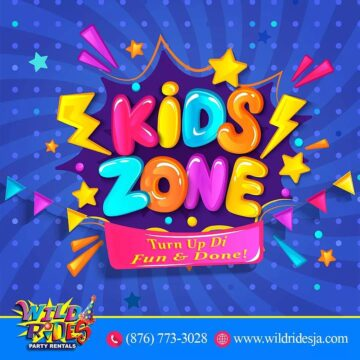 Our Kids Zone is the perfect place for Kids to 360x360 - Our Kids Zone is the perfect place for Kids to TURN UP!  Here is your chance to ...