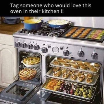 We all love food some more than others 360x361 - We all love food, some more than others. . . . . Wait! tag a foodie!...