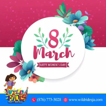 You are the joy of every home and every heart 360x360 - You are the joy of every home and every heart. #HappyWomansDay  #WildRidesPartyR...