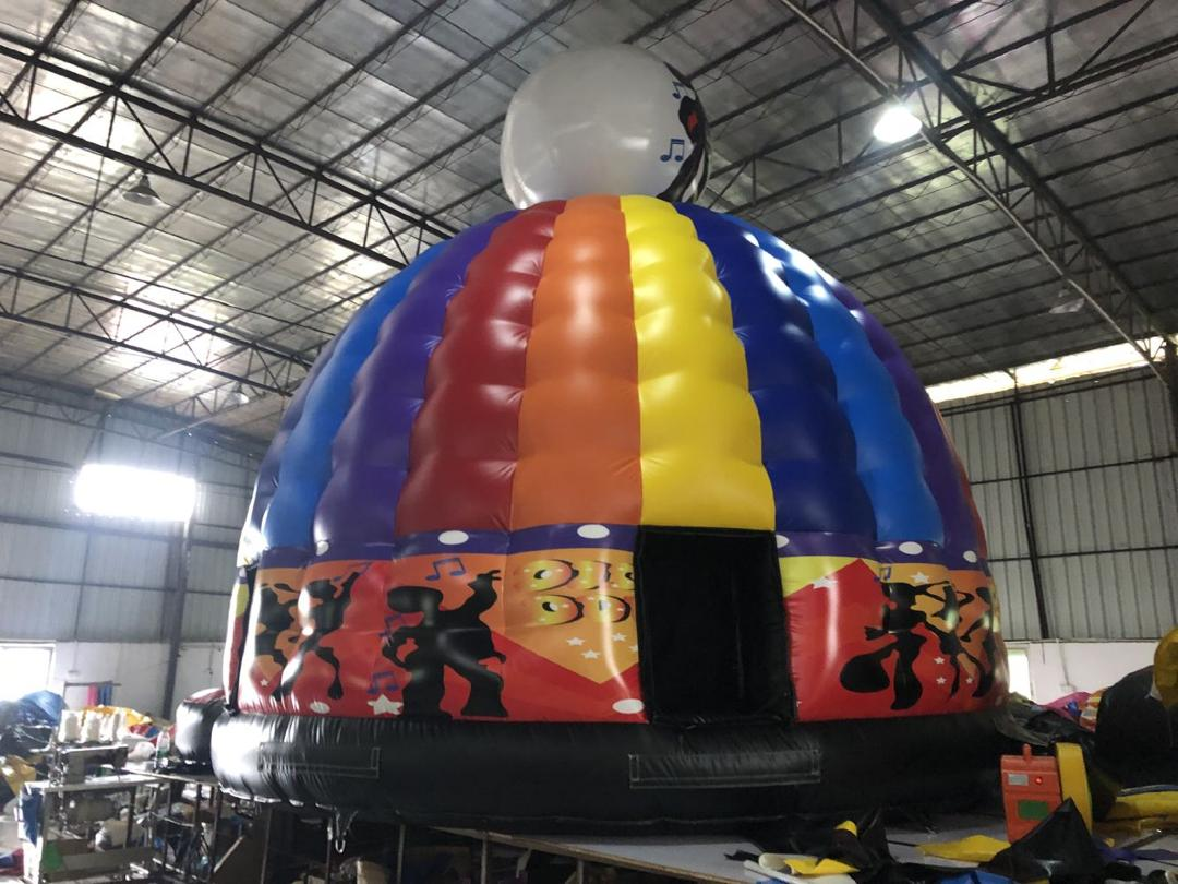 Inflatable Disco Room