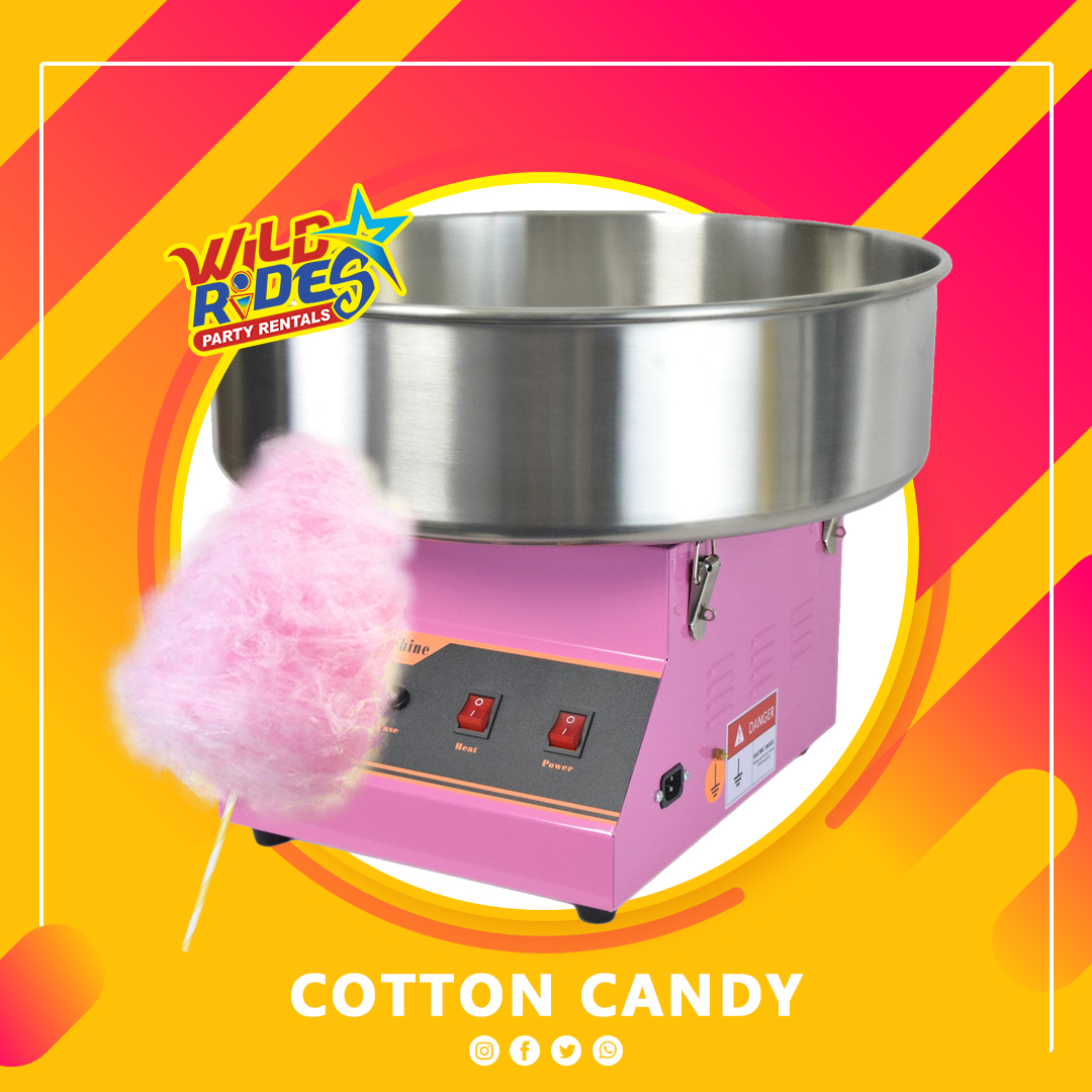 Cotton Candy Machine & Supply (Table Top)