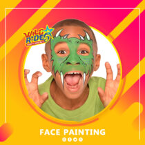 WR - Face Painting