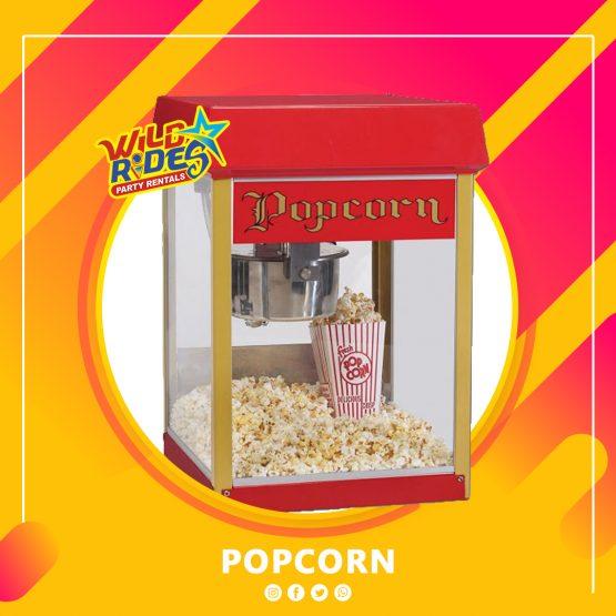 Pop Corn Machine  & Supply (Table Top)