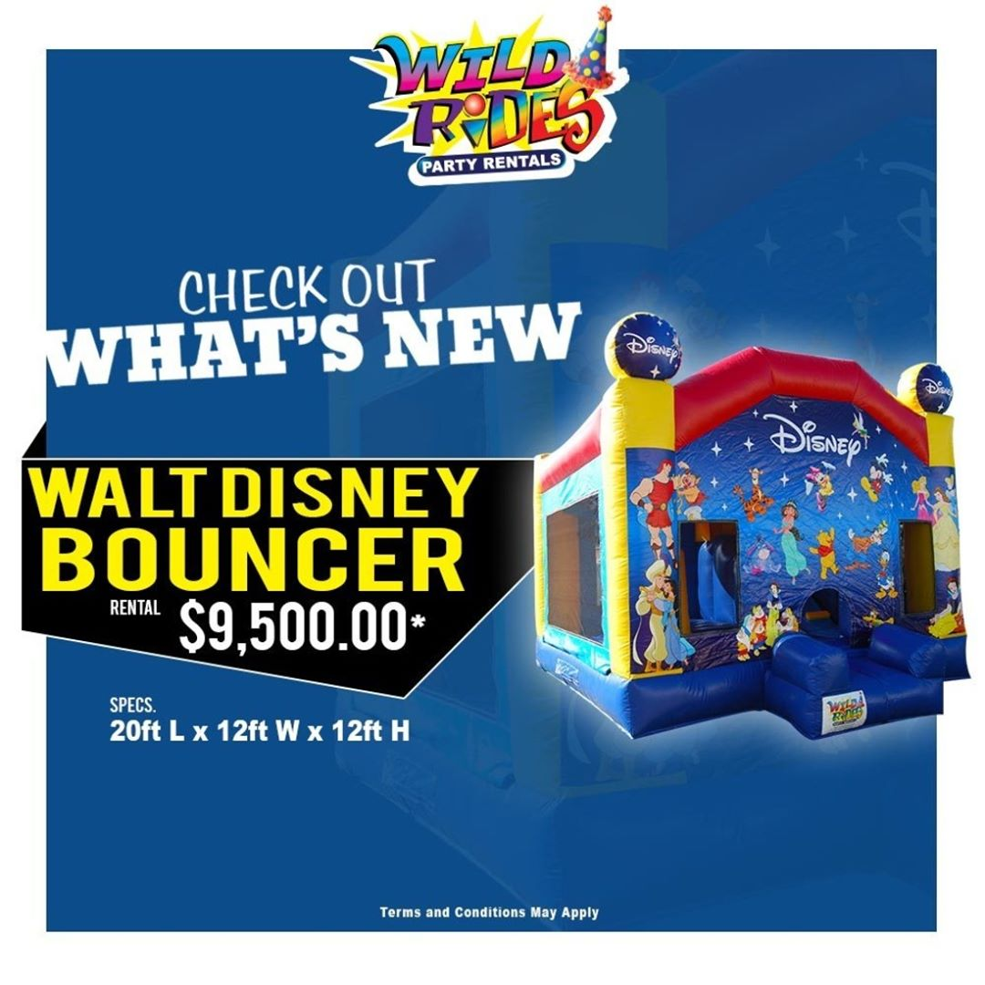 1605198649 310 Check out whats new at Wild Rides WildRides PartyRentals Characters - Check out what's new at Wild Rides....... #WildRides #PartyRentals #Characters #