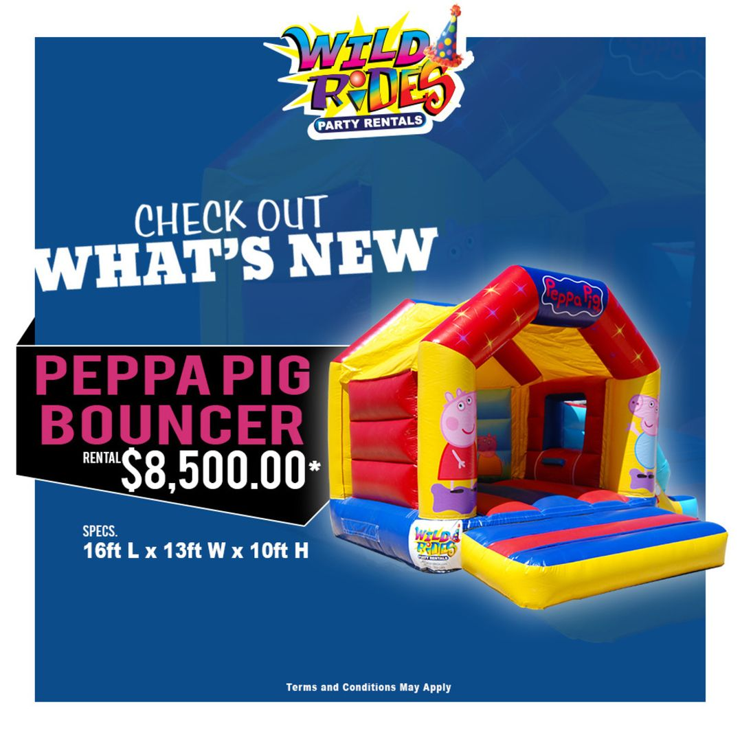1605297616 815 Check out whats new at Wild Rides WildRides PartyRentals Characters - Check out what's new at Wild Rides....... #WildRides #PartyRentals #Characters