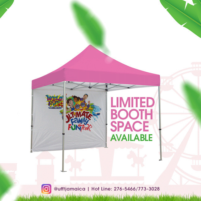 A few booth spaces are still available showcase your brand - A few booth spaces are still available, showcase your brand and products at the