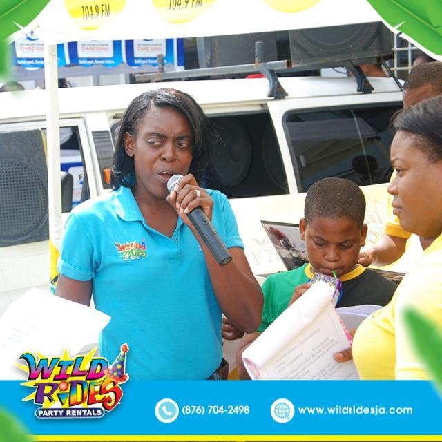 Be a Role Model for our Children's Future, take part and make everyday a fun one