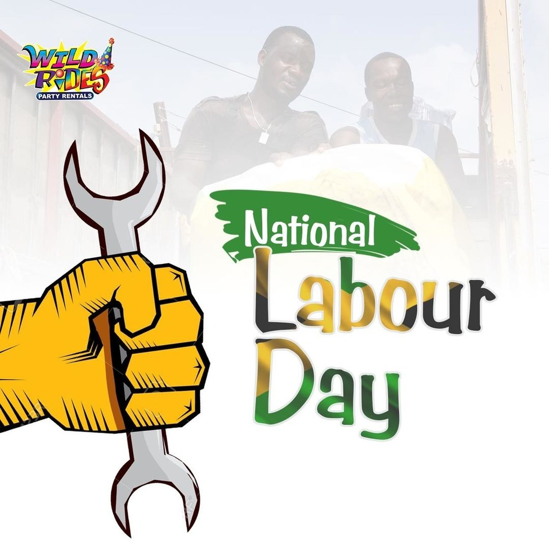 Have a wild productive and fun LabourDay LabourDay2017 - Have a wild, productive and fun #LabourDay! #LabourDay2017