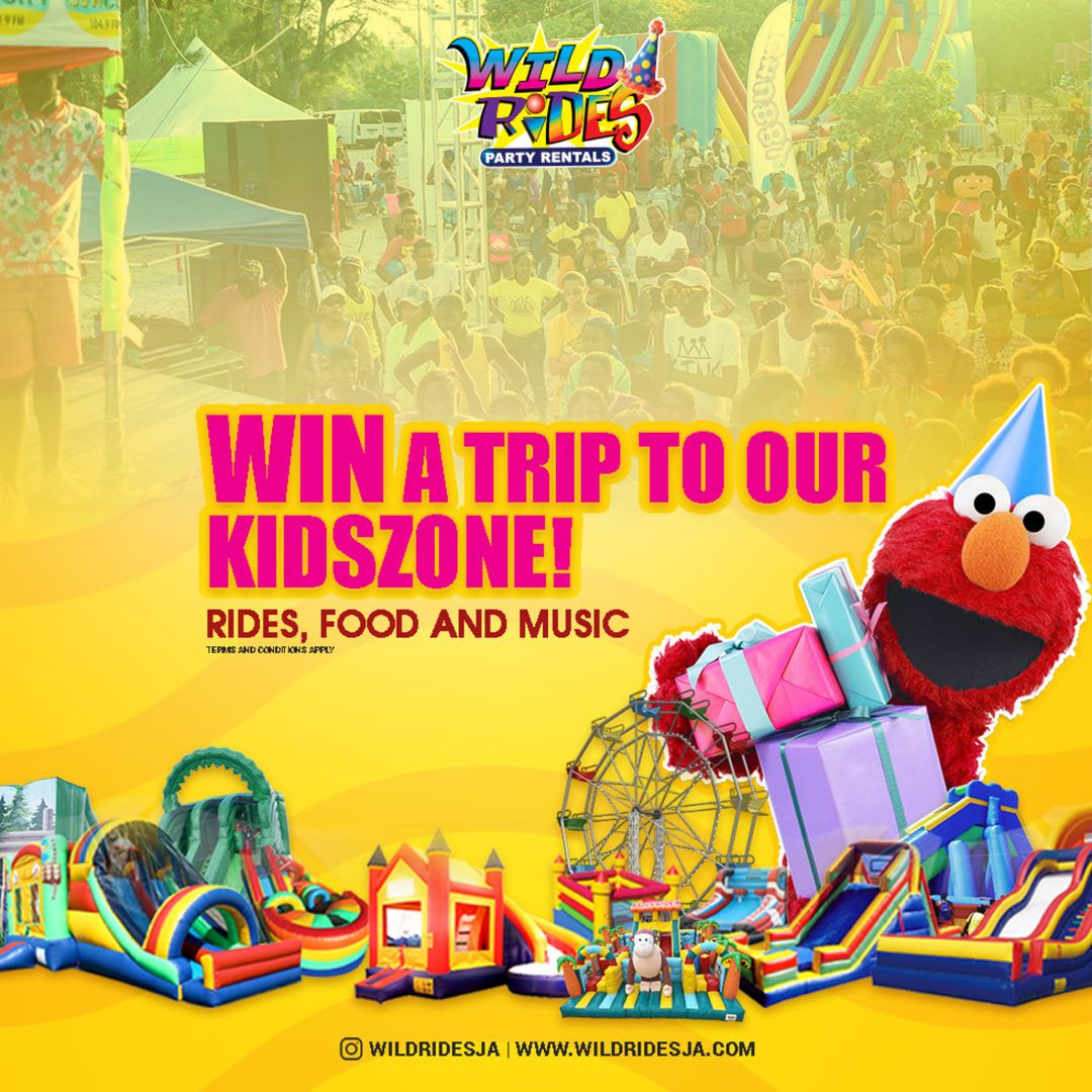 """It's Child's Month! With this year theme, your class has the chance to """"Win a tr"""