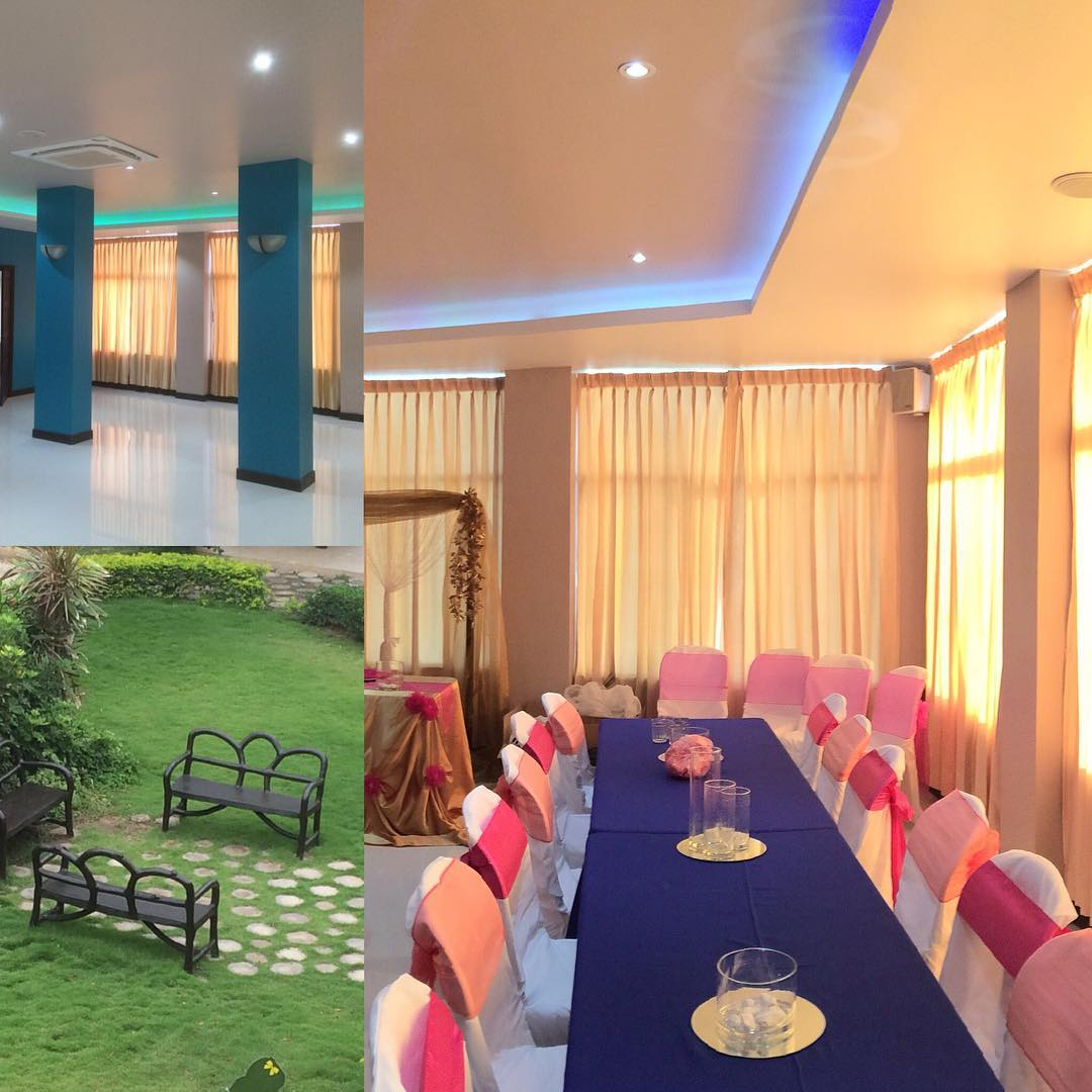 Now available for rental in #portmore for #meetings #weddings #cooperate #event-