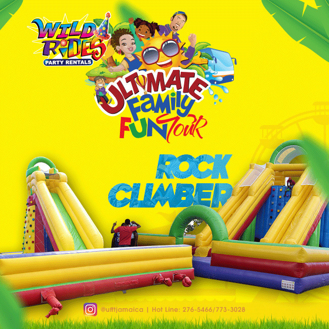 Our inflatable Rock Climbers, we now stock single and double lane. The Ultimate