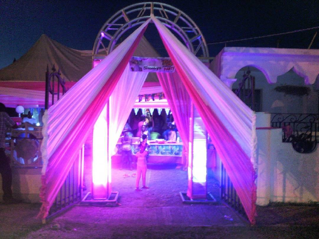Shanoya's Birthday Party  was well lit last night.  #happybelatedbirthday   Shan