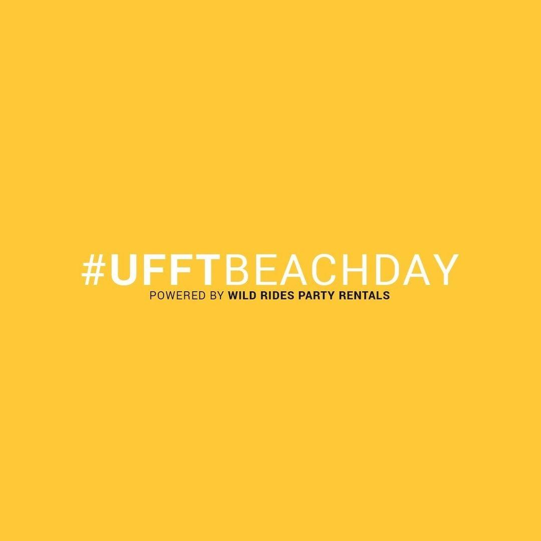 Sunday July 2nd // #UFFTBEACHDAY @ufftjamaica To be continued. . . . .