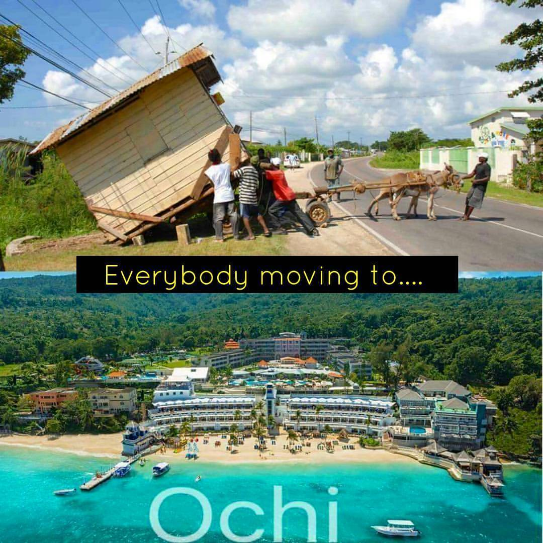 We are moving to Ochi.. Lol Who's coming?