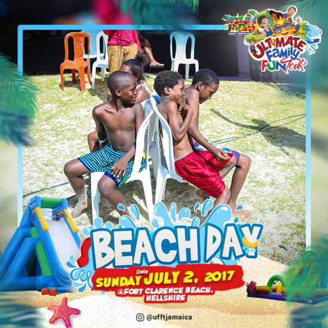 You all made 2016 great, now join us again for 2017 #UFFTBeachDay. More Rides, M