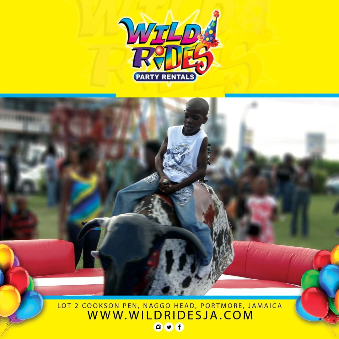 Can you tame the bull? #thekidinme #wildridesja  Packages Tailored to suit you.