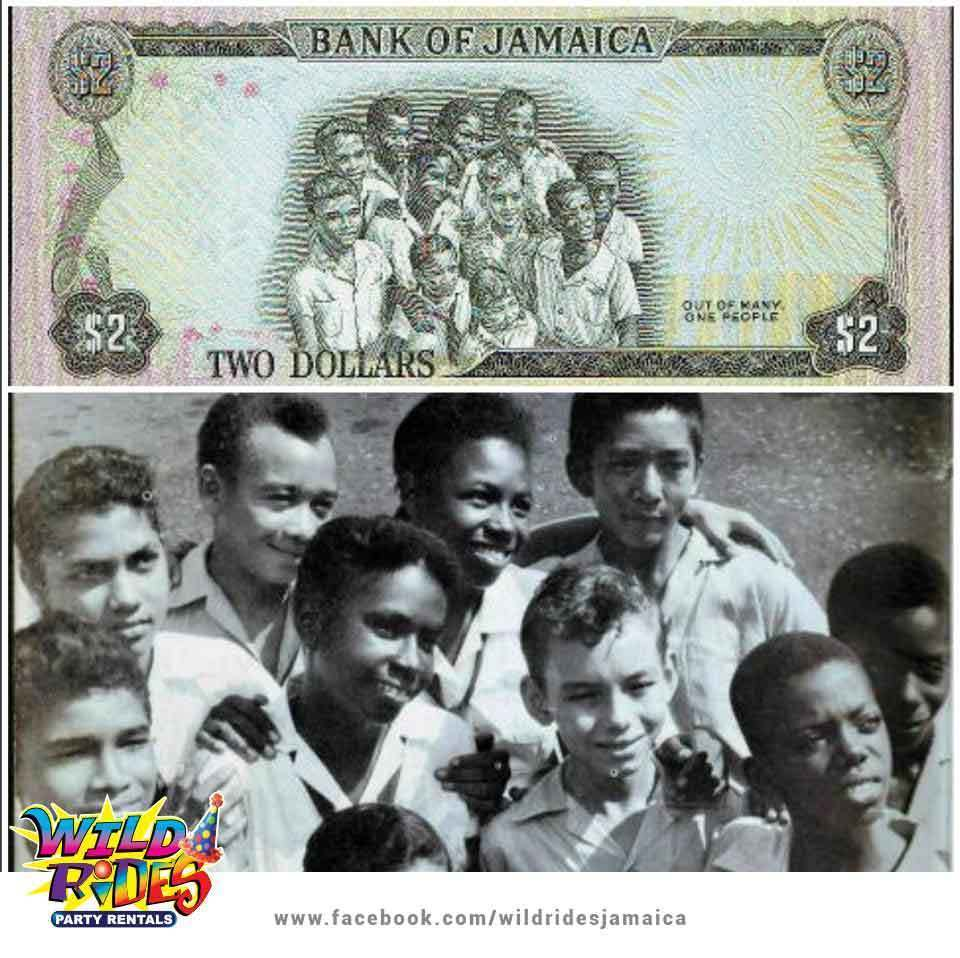 Did you know? The photo on the old #Jamiacan Two (2) dollar Note was taken from