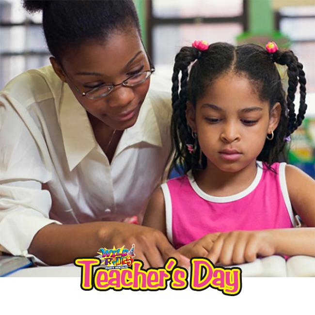 Encourage children to do something special for their teachers. #teachersdayjamai