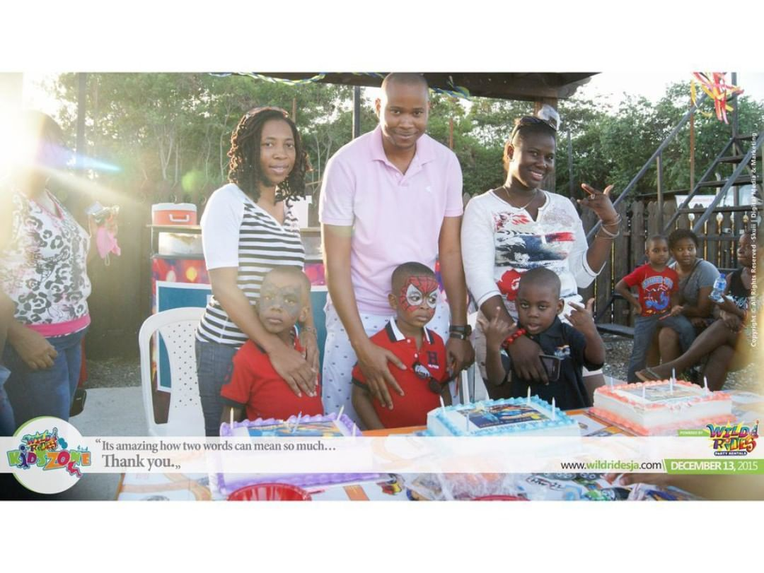 Good Morning, the weekend was great. Ended with a Sunday trio birthday party at