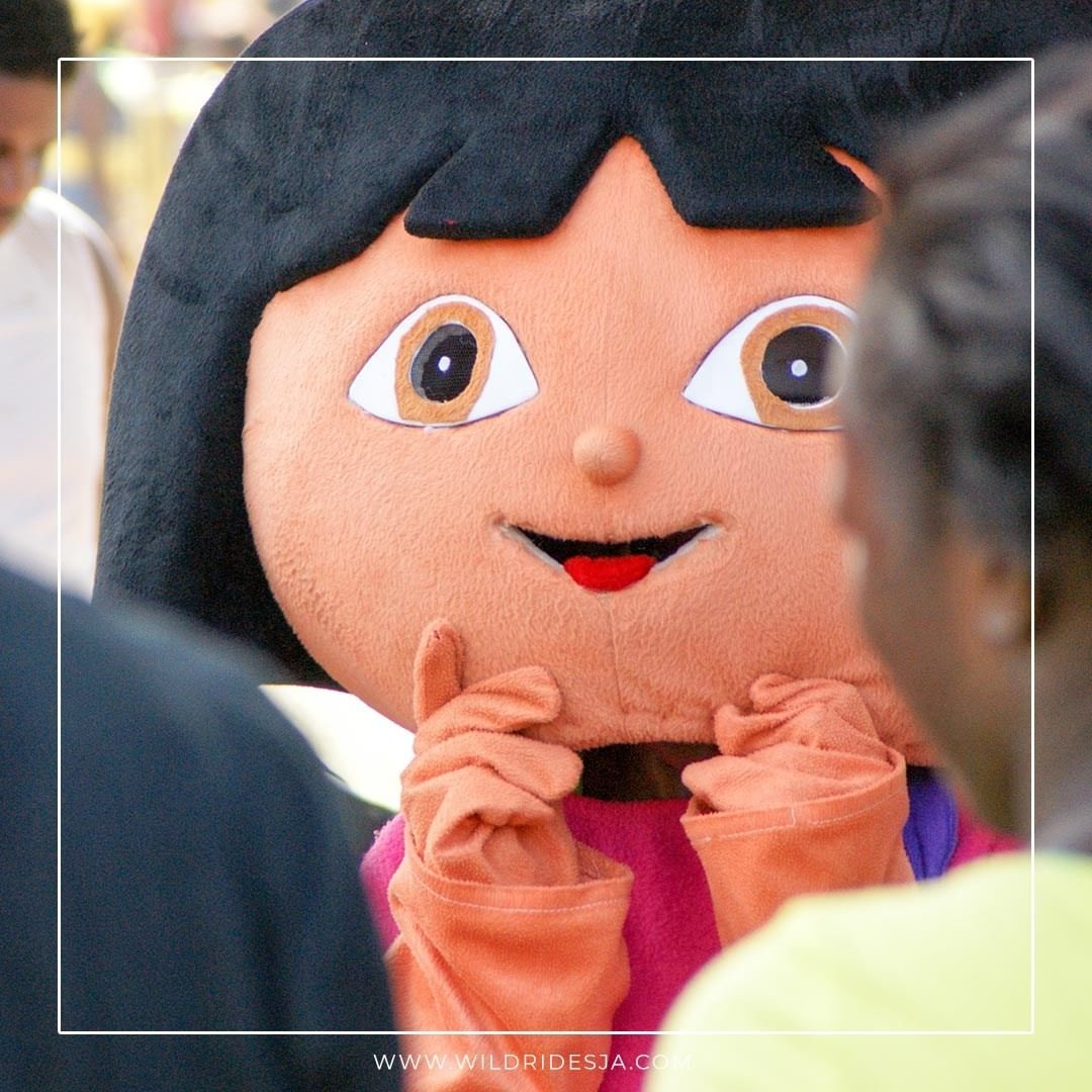It's been over 15 years now, and Dora Explorer is still going strong! . . . . .