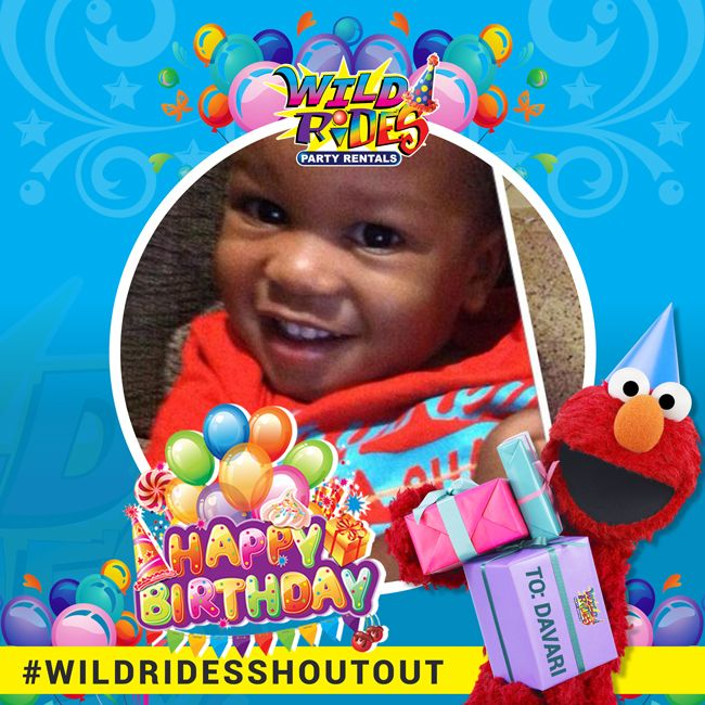 Very Big #Shoutout from Bbyg Mello Boo; Happy Birthday Davari when your special