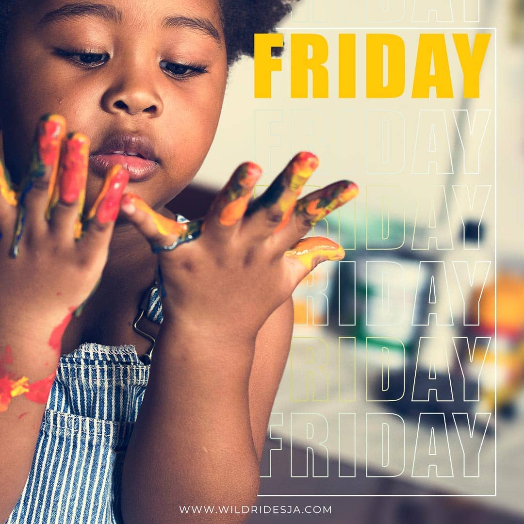 We waited so long, its Final Friday! Let's jump start the weekend with our famil