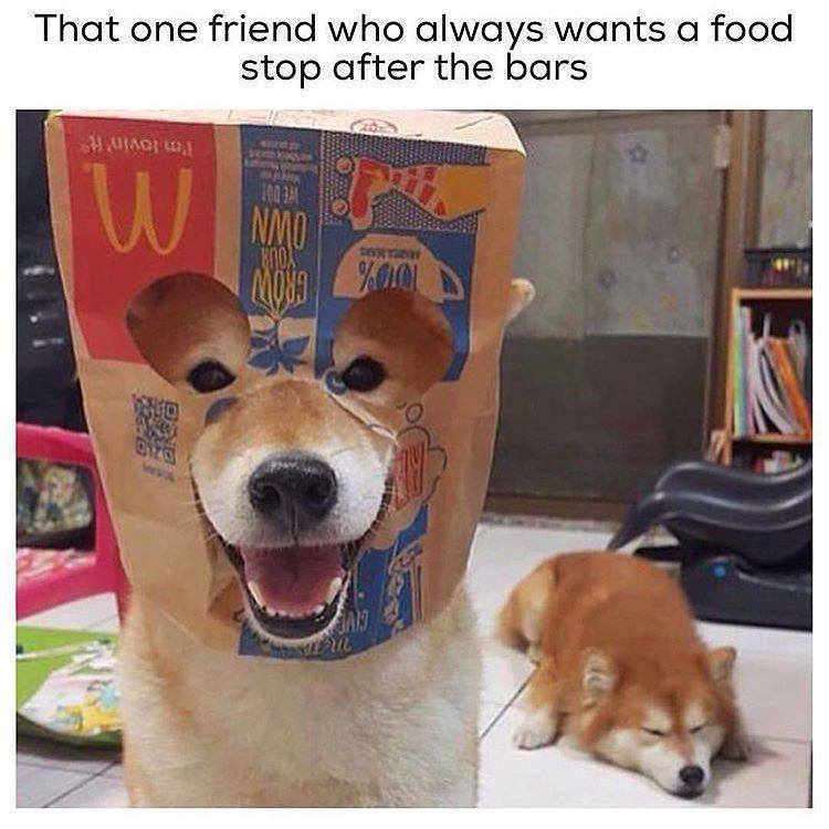 Tag  that one friend who relates. . . #foody #tbt #throwbackthursdays